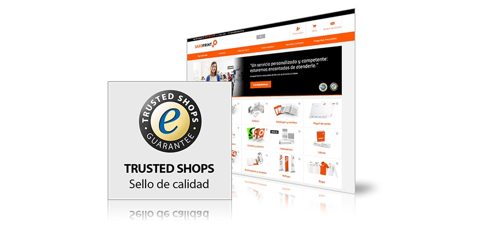 Sello Trusted Shops