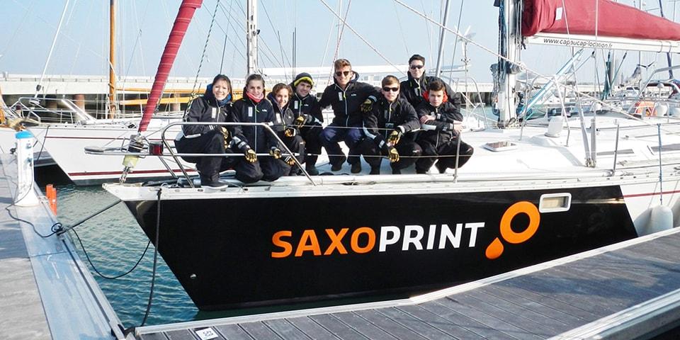 SAXOPRINT Sailing Team