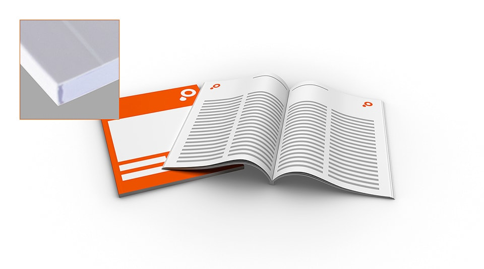 Perfect Binding brochures