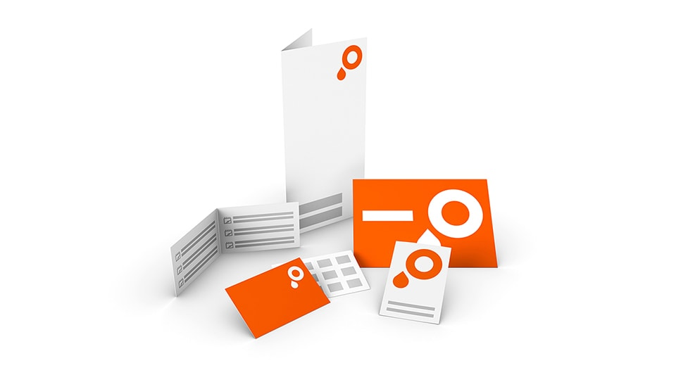 Greeting Card Printing ∙ SAXOPRINT