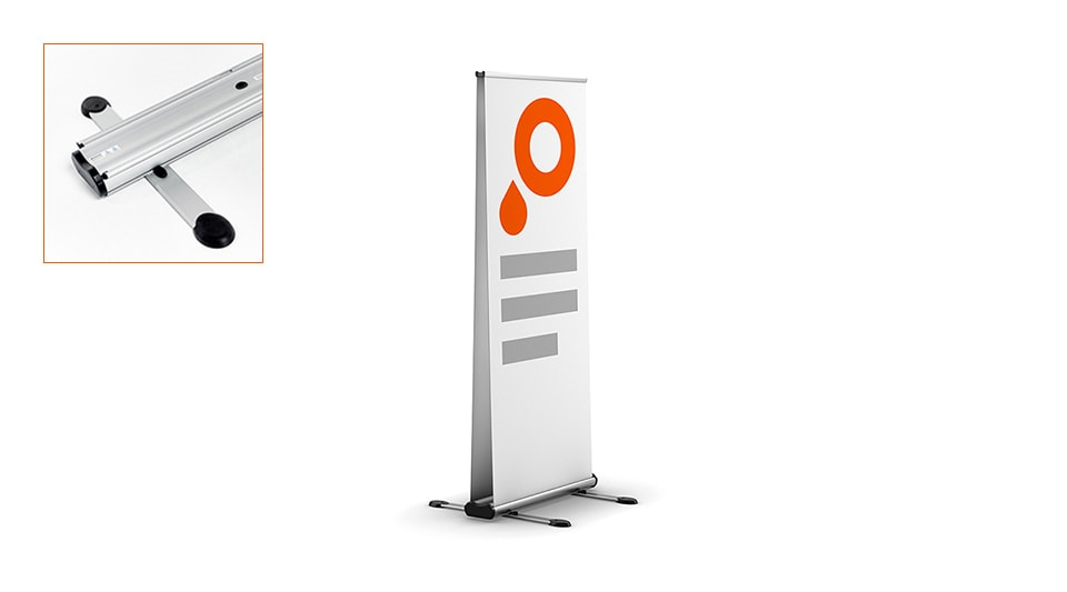 Roller Banners Outdoor