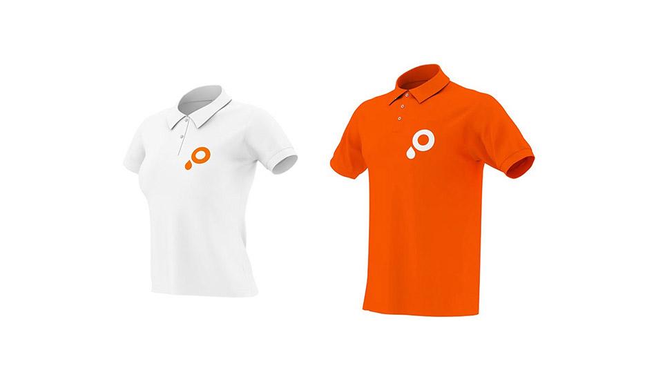 Polo-Shirt bedrucken
